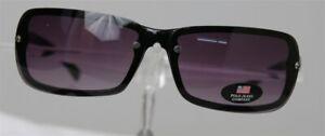 Damen-accessoires Ernst Polo Jeans Ralph Lauren Xanthe/s Sonnenbrille Sunglasses Schwarz Damen Neu Reisen Kleidung & Accessoires