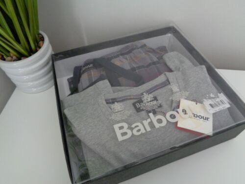 Bmwt Loungewear S taglia cotone misto Set Grigio Barbour Pajama Pigiama pW4rwYpcq