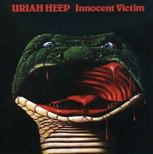 Uriah-Heep-Uriah-Heep-Innocent-Victim-New-CD-UK-Import
