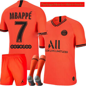 19-20-Football-Club-Full-Away-Kit-Kids-Adults-Soccer-Jersey-Strip-Training-Suits