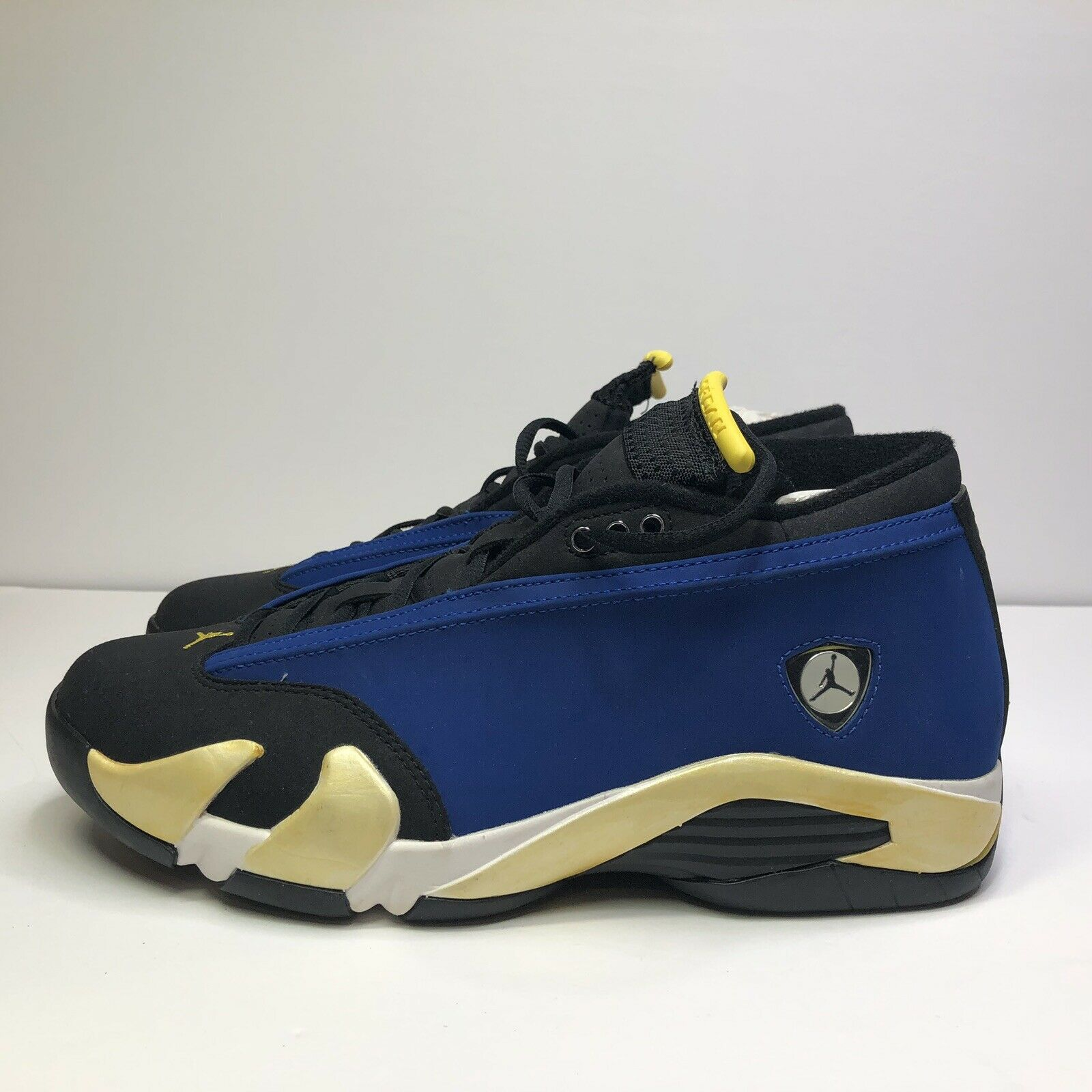 Nike Air Jordan 14 Retro Low Men's shoes Varsity Royal  Black  Size 9