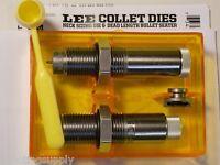 LEE Collet Die Set 7.62x39 Russian New in Box #90701