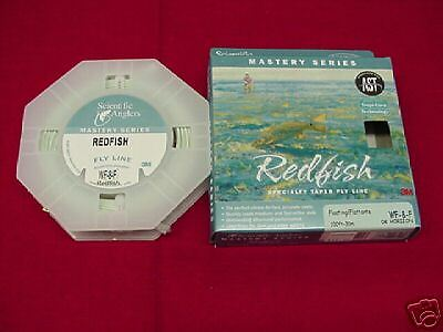 Scientific Angler Fly Line rossofish Floating Line NEW