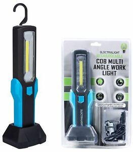 Electralight-COB-LED-Work-Light-Cordless-Inspection-Torch-Li-Ion-Rechargeable