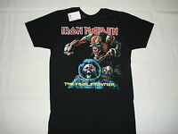 Iron Maiden Final Frontier T-shirt S M L Xl 2xl Heavy Metal Rock Skull Death