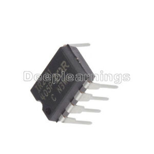 10PCS NEW IR2101 DIP8 HIGH AND LOW SIDE DRIVER