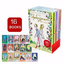 New Shakespeare Stories 16 Books Box Set Complete Collection 400 Anniversary