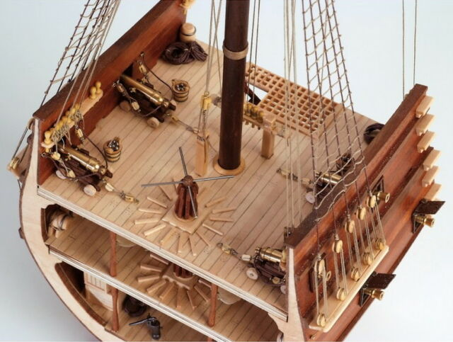 Artesania Latina 1/50 The Section of San Francisco (Wooden Ship kit)