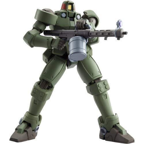 NEW ROBOT SPIRITS Side MS Gundam W LEO MOSS GREEN Action Figure BANDAI Japan