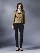 BNWT Aquascutum Short WOOL/CASHMERE Aroania Jacket Coat rrp £400 Uk14