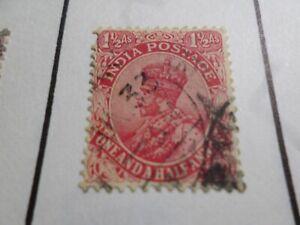 GéNéReuse Inde Anglaise, Timbre Classique 114 Oblitéré, Cachet Rond, Vf Used Stamp Le Plus Grand Confort