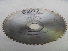 Kreissägeblatt Sägeblatt Mafell Ø 125x1,0x20 mm #8202