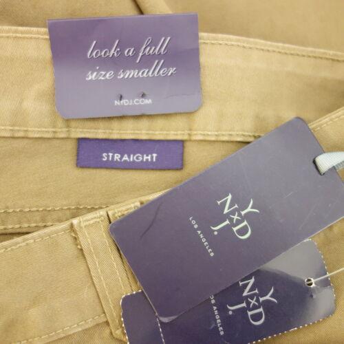32 Donna Pantaloni Sollevare Us 2 Tg Nydj Dritto De Tuck Jeans wOC8xq7