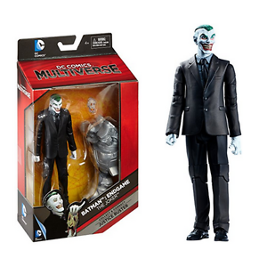 Batman DC Comics Multiverse The Joker Endgame Action Figure Justice Buster New