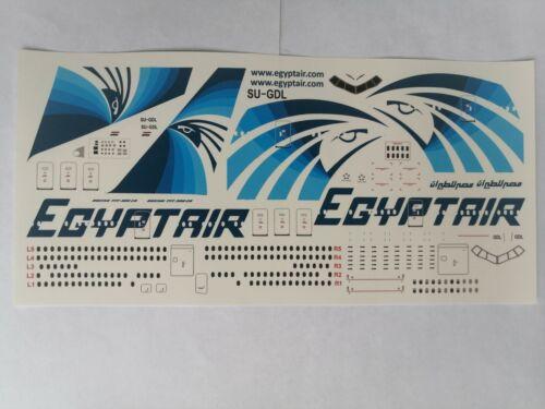 Laser decal Boeing 777-300 Egyptair