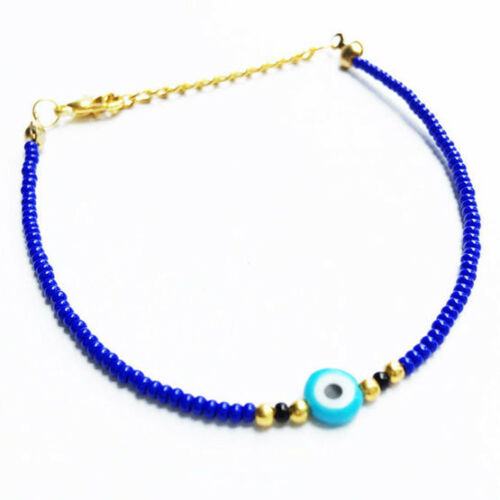 Nazar Amulett Boncuk Armband Kette türkisch blaues Auge OSMANLI Türkiye GÖZ n6