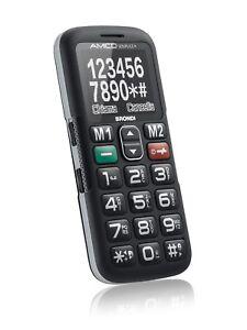 Cellulare-Brondi-Amico-Semplice-Plus-Tasti-Grandi-per-Anziani-SOS-Radio-FM