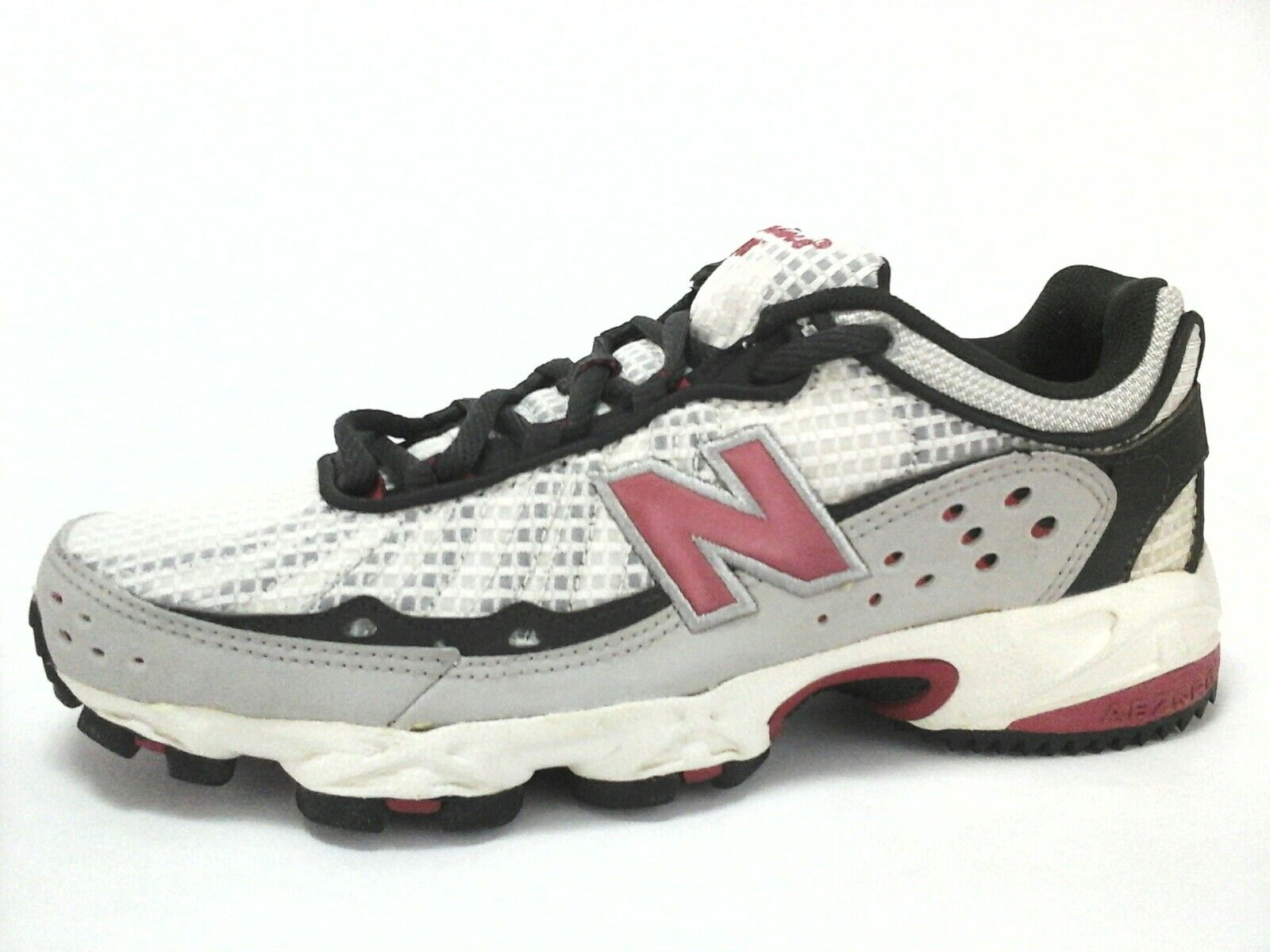 NEW BALANCE shoes AT 608 US 7 Running Sneakers Women's White Pink