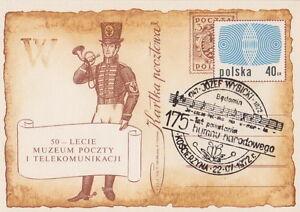 Poland-postmark-KOSCIERZYNA-music-J-WYBICKI-author-of-the-Polish-anthem