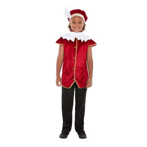 Classic Retro School Play Tudor Kit Book Week Boys Girls Fancy Dress Carnival