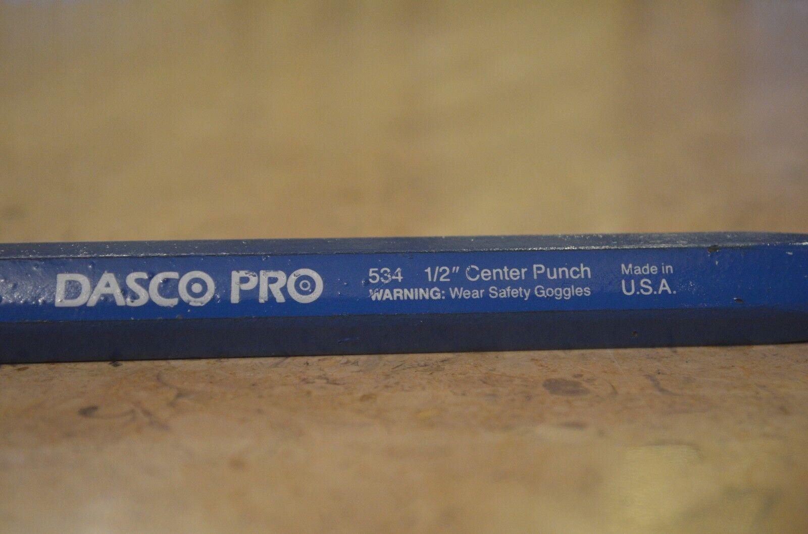 Dasco Pro 401 Cold Chisel 5//16-Inch