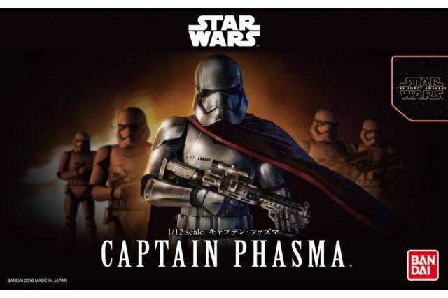 Star Wars Model Kit 1/12 CAPTAIN PHASMA The Force Awakens Bandai Japan NEW ***RS