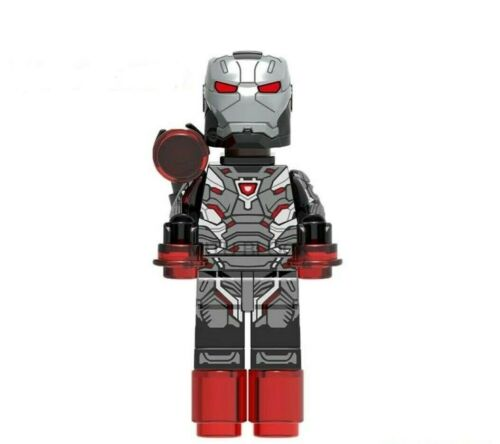 Captain America Civil War Custom Mini Figures War Machine