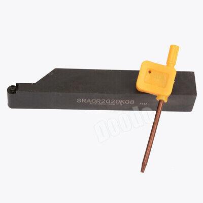 S08K-STWCR09 8×125mm Lathe Turning Tool Boring Bar Holder For TCMT0902//02//040//08