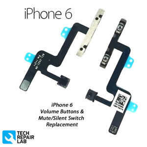 NUEVO-IPHONE-6-VOLUMEN-AUDIO-CONTROL-Y-Silencio-Interruptor