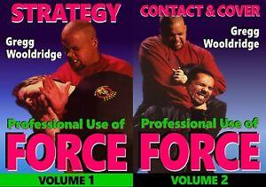 2-DVD-Set-Professional-Use-Force-Bodyguard-Executive-Protection-Gregg-Wooldridge