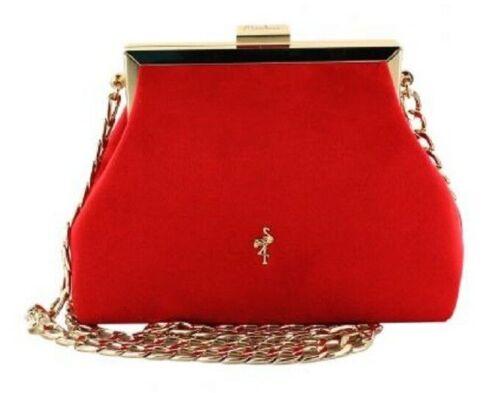MENBUR 044781//0076 LUSAKA BAG SMALL HANDBAG WOMAN FABRIC BRIGHT RED RED