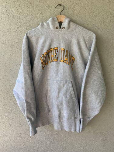 vintage champion reverse weave hoodie Size L 90s 8