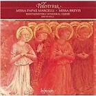 Giovanni Pierluigi da Palestrina - : Missa Papae Marcelli; Missa Brevis (1988)
