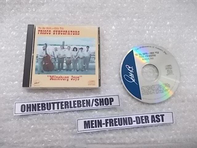 CD Jazz Hal Smith Frisco Syncopators  - Milneburg Joys (17 Song) GHB