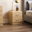 thumbnail 45 - Riano Hulio 1 2 3 Bedside Cabinet Chest Wood High Gloss Bedroom Storage Unit