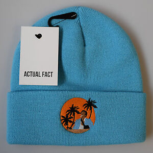 583d6231da0 Image is loading Actual-Fact-Scarface-Beanie-Winter-Tony-Montana-Roll-