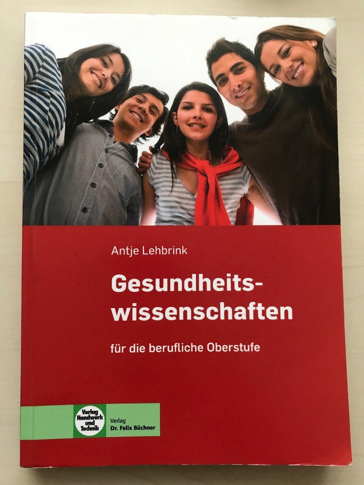 Gesundheitswissenschaften von Antje Lehbrink (2010, Taschenbuch) 2. Auflage