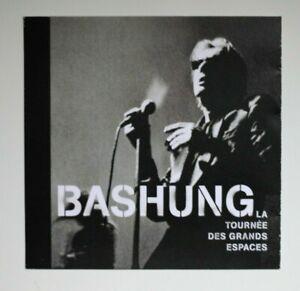 ALAIN-BASHUNG-AU-BATACLAN-LIVE-034-GRANDS-ESPACES-034-RARE-DOUBLE-PROMO-CD-ALBUM