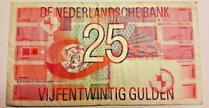25-Gulden-1997-PAYS-BAS-Niederlande-Netherlands
