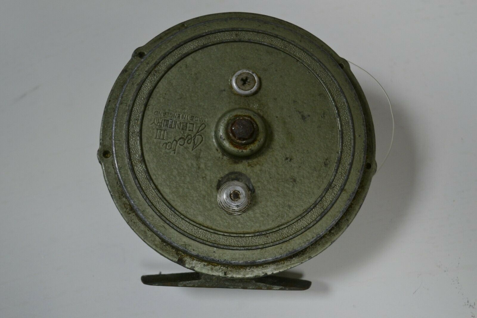 VINTAGE JECTA III CENTURY REEL REPEARE OR SPARE MADE IN ENDLAND