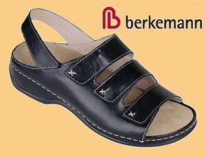 Divgr Berkemann Pantoletten Pantoffeln Schuhe Wechselfußbett Sandalen Hausschuhe l3JTFcK1