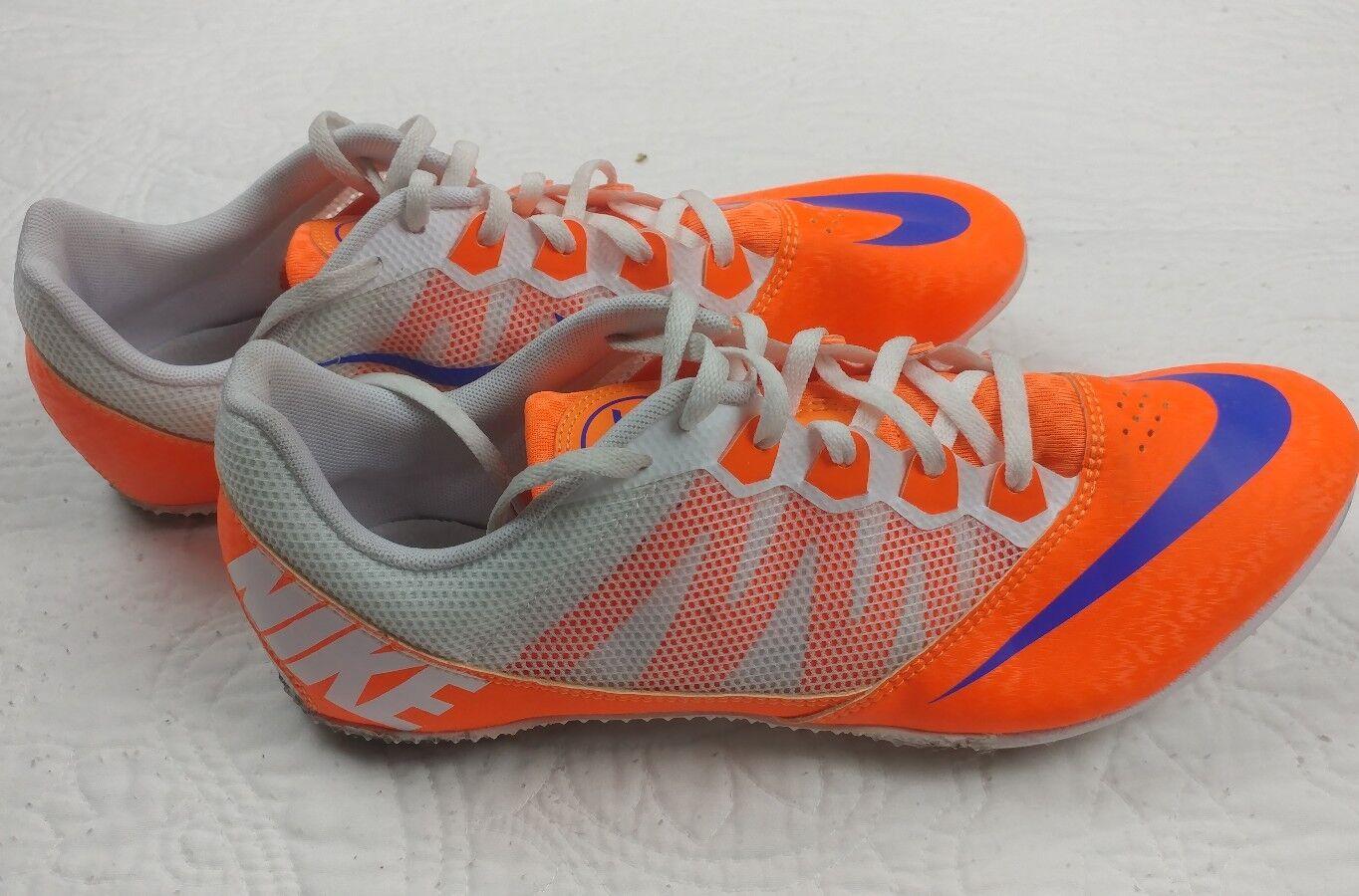 Nike Men's Sprint Track Spikes size 11.5 Style 616313-841  Seasonal clearance sale