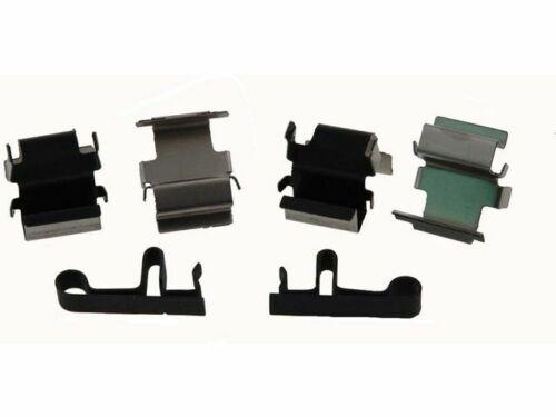 For 2009-2012 Mitsubishi Outlander Disc Brake Pad Installation Kit Rear 64237NM