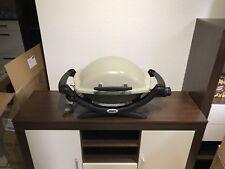 Weber Holzkohlegrill Char Q 260 Titan : Weber char q 260 grill ebay