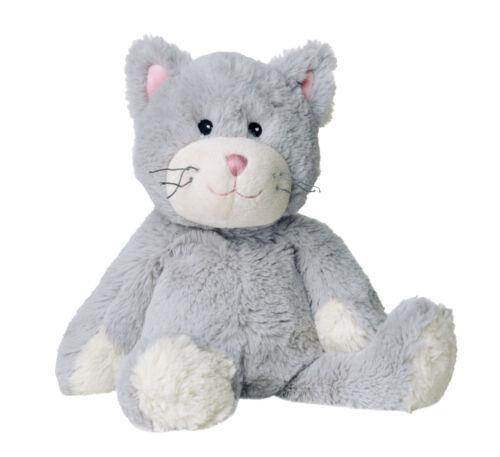 Warmies ® Beddy Bears™ Wärmekuscheltier Katze 27 cm Geschenk-Tipp!