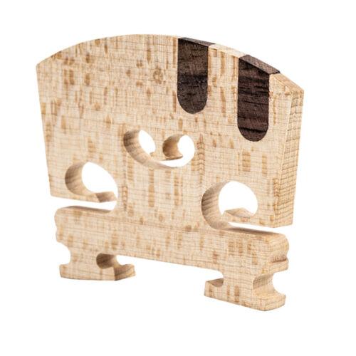 Maple Wood Violine Brücke Violin Bridge für 4//4 Größe Violine Geige