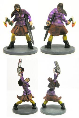 Bemalte//Unbemalte Painted//Unpainted Miniatur aussuchen Zombicide