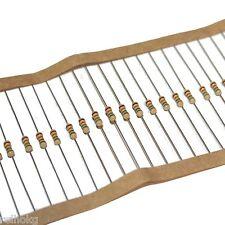 10x résistance 1K 1 Kohms 1/4 watt carbone - Arduino E150