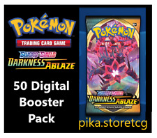 30 x Pokemon ULTRA PRISM SM Booster Code Cards PTCGO Email Message FAST