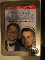 The Little Rascals - The Classic Collection - 3 Dvd Collector's Set